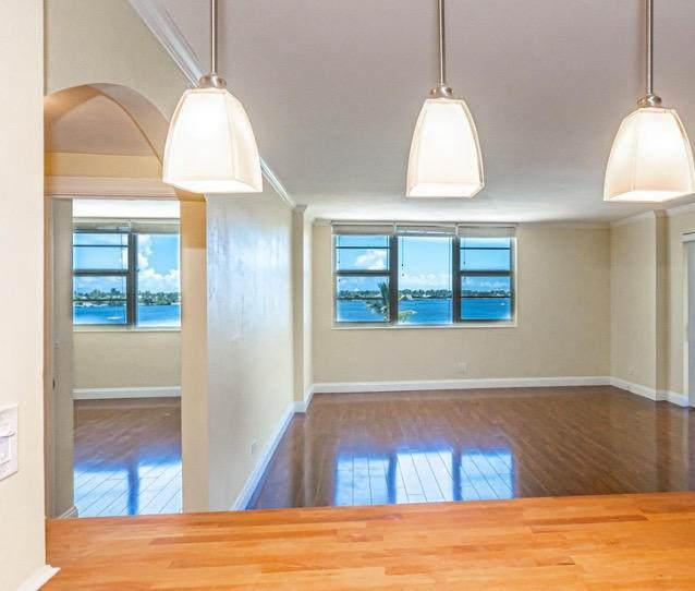 2800 N Flagler Drive #501, West Palm Beach, FL 33407 (#RX-10701950) :: Posh Properties