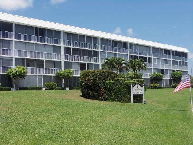 907 Marina Drive #404, North Palm Beach, FL 33408 (#RX-10702081) :: Ryan Jennings Group