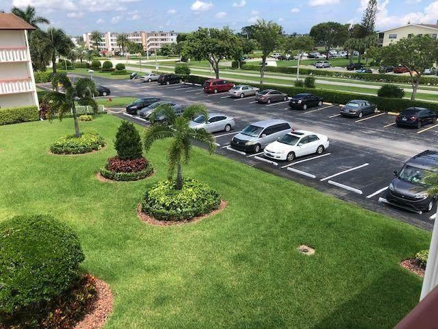 366 Brighton I #366, Boca Raton, FL 33434 (#RX-10716768) :: Michael Kaufman Real Estate
