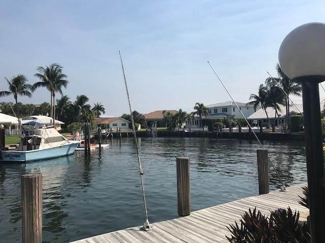 698 NE Spanish River Boulevard #12, Boca Raton, FL 33431 (#RX-10728098) :: Dalton Wade