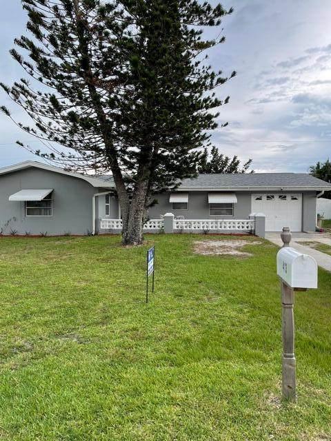 413 NE Oleander Avenue, Port Saint Lucie, FL 34952 (#RX-10723632) :: Michael Kaufman Real Estate