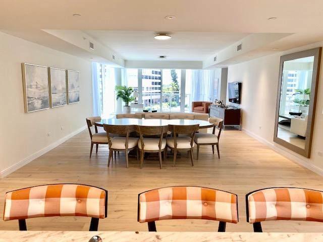 3550 S Ocean Boulevard 5-E, South Palm Beach, FL 33480 (MLS #RX-10572149) :: Berkshire Hathaway HomeServices EWM Realty