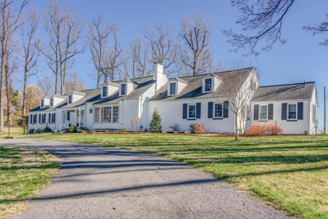 461 Glebe Rd, Daleville, VA 24083 (MLS #857466) :: Five Doors Real Estate