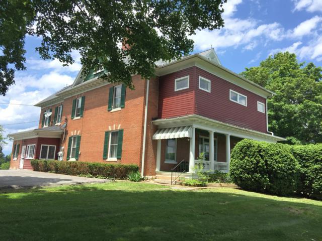 107 College St, Christiansburg, VA 24073 (MLS #857943) :: Five Doors Real Estate