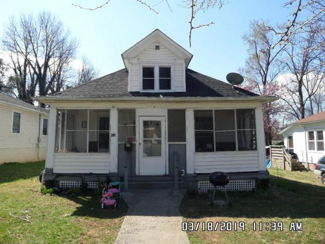 928 Mcdowell Ave NW, Roanoke, VA 24016 (MLS #859352) :: Five Doors Real Estate