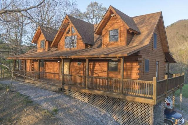 1157 Taylor Hollow Rd, Blacksburg, VA 24060 (MLS #860775) :: Five Doors Real Estate