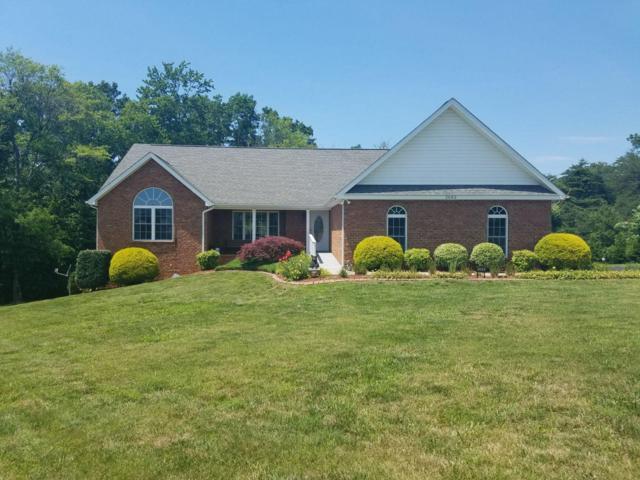 3883 Green Level Rd, Rocky Mount, VA 24151 (MLS #860893) :: Five Doors Real Estate