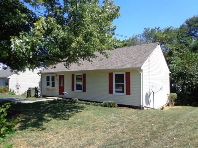 706 Catawba Dr, Salem, VA 24153 (MLS #863164) :: Five Doors Real Estate