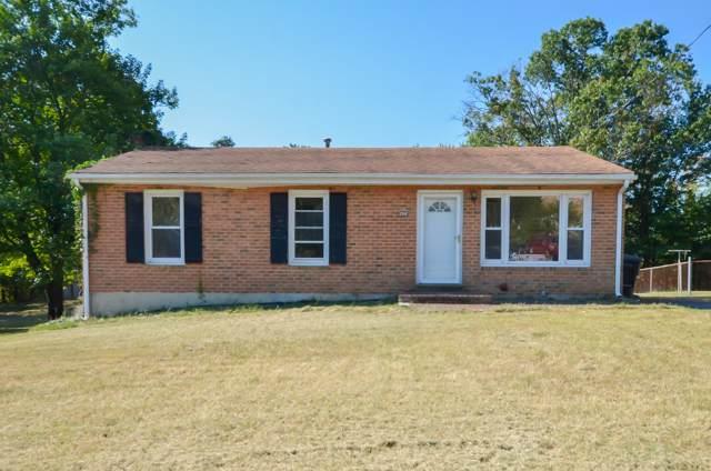2948 Creekwood Dr, Salem, VA 24153 (MLS #863182) :: Five Doors Real Estate