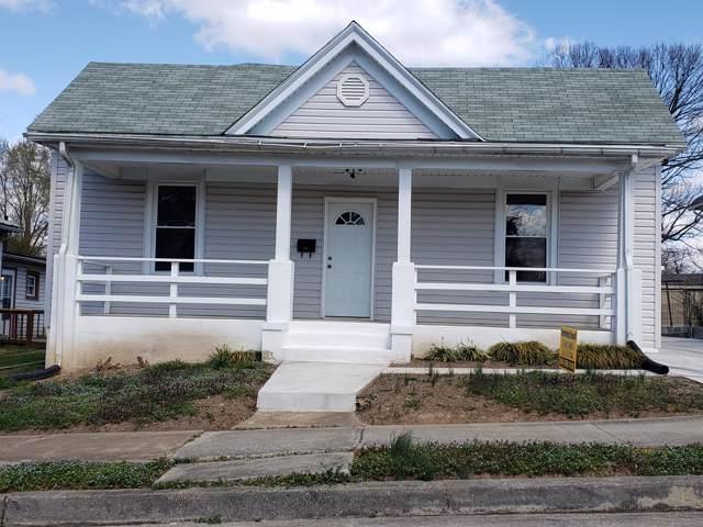 1719 Mercer Ave NW, Roanoke, VA 24017 (MLS #863194) :: Five Doors Real Estate