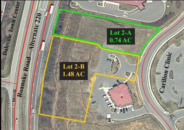 175-2B Market Ridge Ln, Daleville, VA 24083 (MLS #863323) :: Five Doors Real Estate
