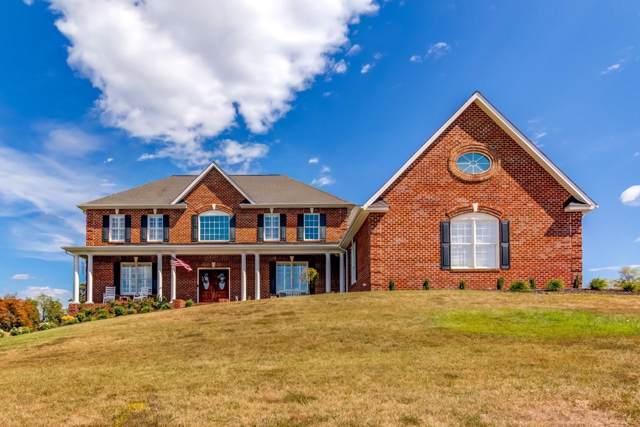 107 Island Green Rd, Daleville, VA 24083 (MLS #863535) :: Five Doors Real Estate
