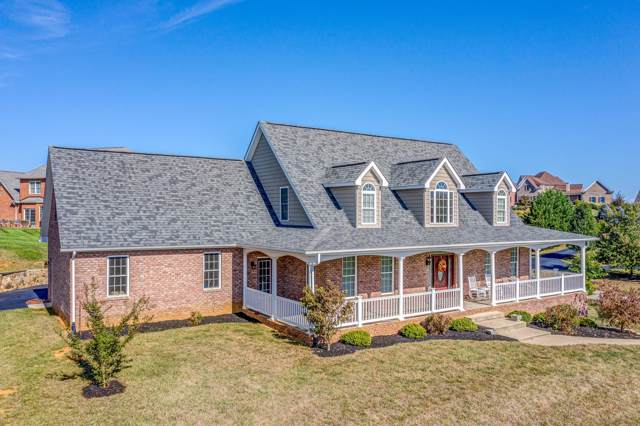 19 Ohara Dr, Daleville, VA 24083 (MLS #864022) :: Five Doors Real Estate