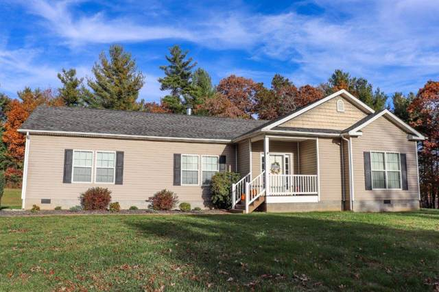 241 Sams Rd SE, Floyd, VA 24091 (MLS #864473) :: Five Doors Real Estate