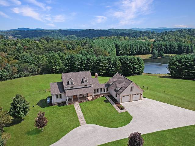 1157 Christiansburg Pike NE, Floyd, VA 24091 (MLS #864524) :: Five Doors Real Estate