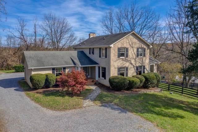5688 Roanoke Rd, Troutville, VA 24175 (MLS #864599) :: Five Doors Real Estate