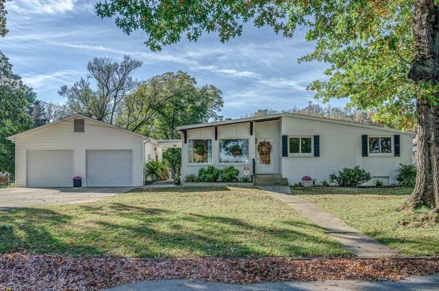 912 Tremont Rd, Salem, VA 24153 (MLS #864693) :: Five Doors Real Estate