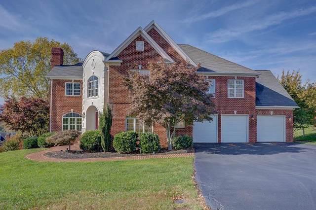 815 Pendleton Dr, Salem, VA 24153 (MLS #864781) :: Five Doors Real Estate