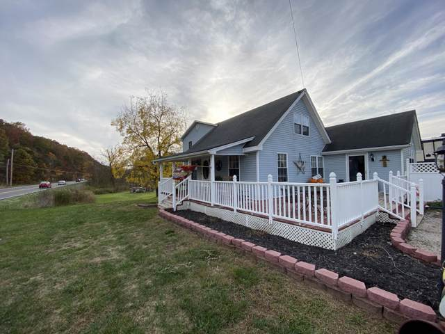 2211 Riner Rd, Christiansburg, VA 24073 (MLS #864839) :: Five Doors Real Estate
