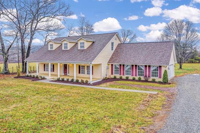 3706 Bradshaw Rd, Salem, VA 24153 (MLS #865200) :: Five Doors Real Estate