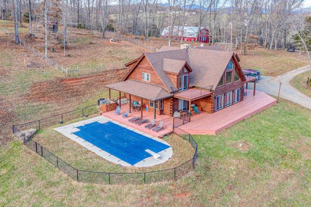 1769 Scenic View Rd, Moneta, VA 24121 (MLS #865280) :: Five Doors Real Estate