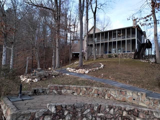 1051 Hales Creek Rd, Goodview, VA 24095 (MLS #865319) :: Five Doors Real Estate
