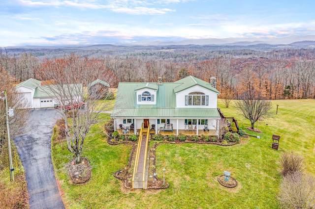 1563 Marshall Hill Rd, Ferrum, VA 24088 (MLS #865396) :: Five Doors Real Estate