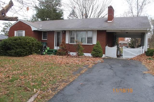 1639 Fairhope Rd NW, Roanoke, VA 24017 (MLS #865403) :: Five Doors Real Estate
