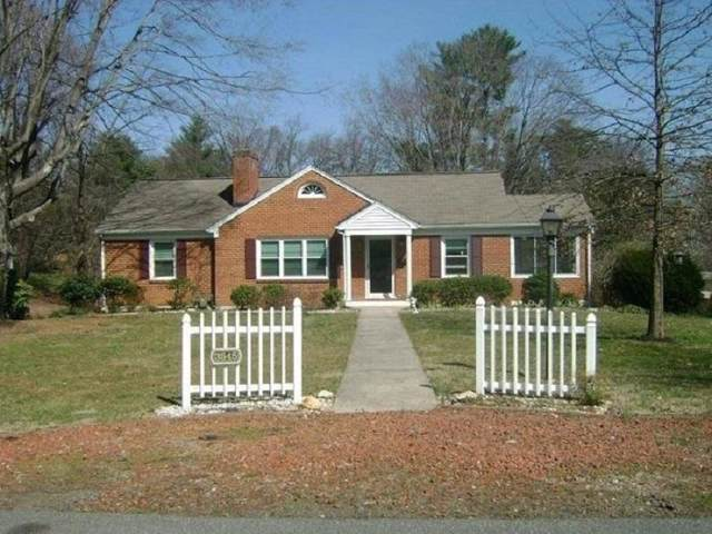 3545 Windsor Ave SW, Roanoke, VA 24018 (MLS #865406) :: Five Doors Real Estate