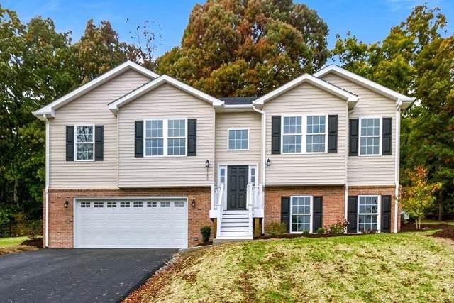 1160 Spruce St, Christiansburg, VA 24073 (MLS #864367) :: Five Doors Real Estate