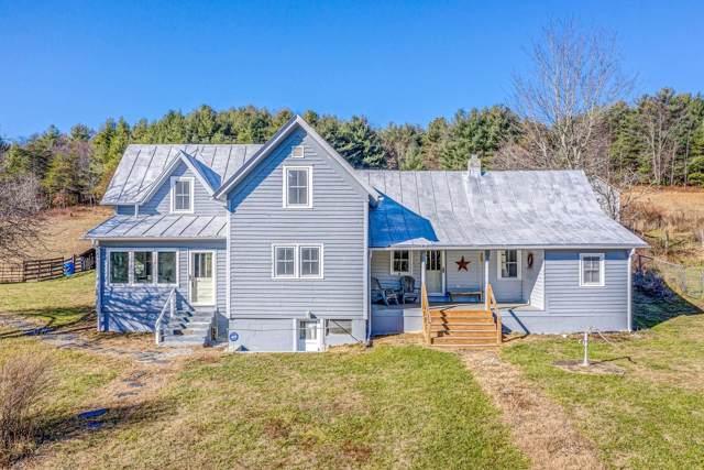 2012 Stonewall Rd, Check, VA 24072 (MLS #865124) :: Five Doors Real Estate