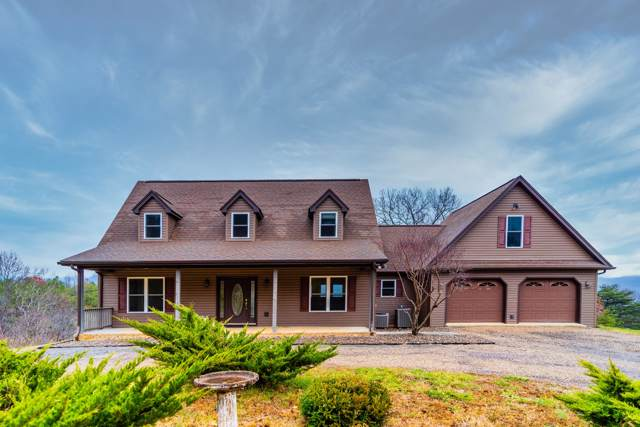 2299 Walnut Grove Church Rd, Montvale, VA 24122 (MLS #865166) :: Five Doors Real Estate