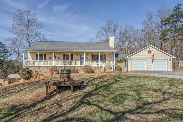 1283 Virginia Woods Dr, Moneta, VA 24121 (MLS #865394) :: Five Doors Real Estate