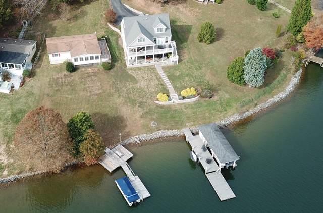 131 Overlook Cir, Moneta, VA 24121 (MLS #864553) :: Five Doors Real Estate