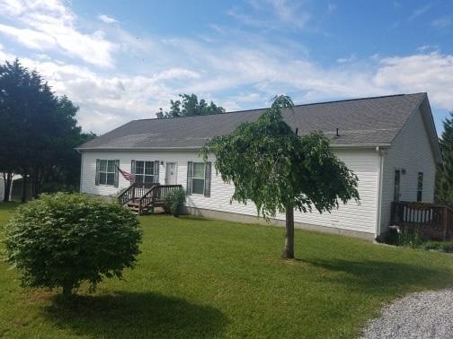 3712 Morehead Ln, Pulaski, VA 24301 (MLS #857225) :: Five Doors Real Estate