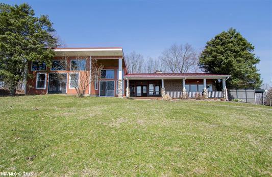 109 Charmont Dr, Radford, VA 24141 (MLS #860516) :: Five Doors Real Estate