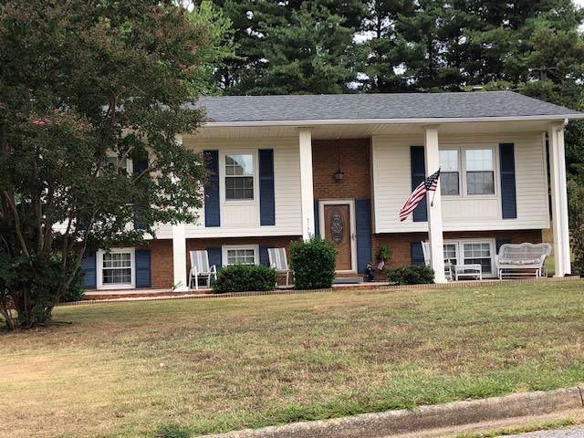 2759 Gardner Dr, Salem, VA 24153 (MLS #863181) :: Five Doors Real Estate