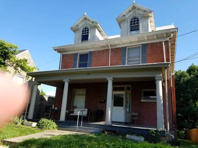 364 Washington Ave SW, Roanoke, VA 24016 (MLS #864971) :: Five Doors Real Estate
