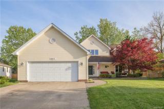887 Deerfield Drive, North Tonawanda, NY 14120 (MLS #B1048789) :: HusVar Properties