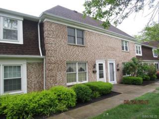 105 Carriage Drive #4, Orchard Park, NY 14127 (MLS #B1050688) :: HusVar Properties