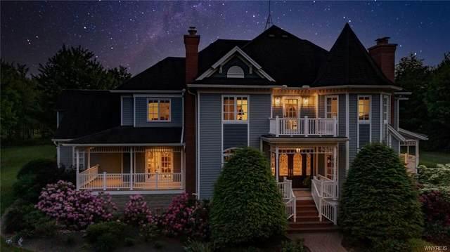 12449 Centerline Road, Wales, NY 14139 (MLS #B1256935) :: BridgeView Real Estate