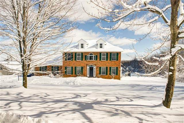 6571 Vermont Hill Road, Wales, NY 14139 (MLS #B1131045) :: Mary St.George | Keller Williams Gateway