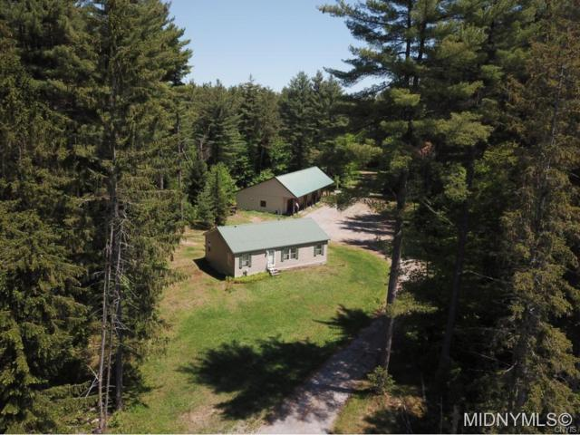 12370 Nys Rt 28, Forestport, NY 13338 (MLS #1801461) :: Thousand Islands Realty