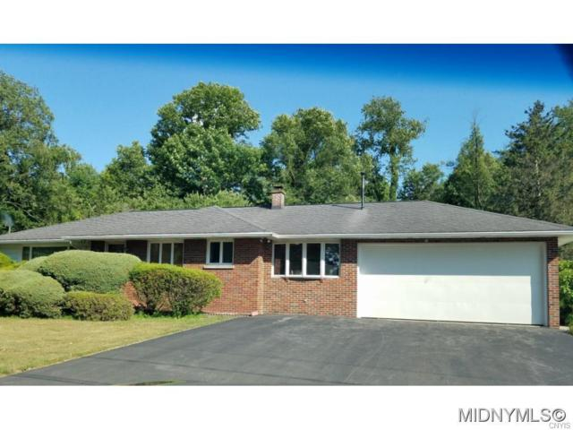 25 Harts Hill Circle, Whitestown, NY 13492 (MLS #1803179) :: The Rich McCarron Team