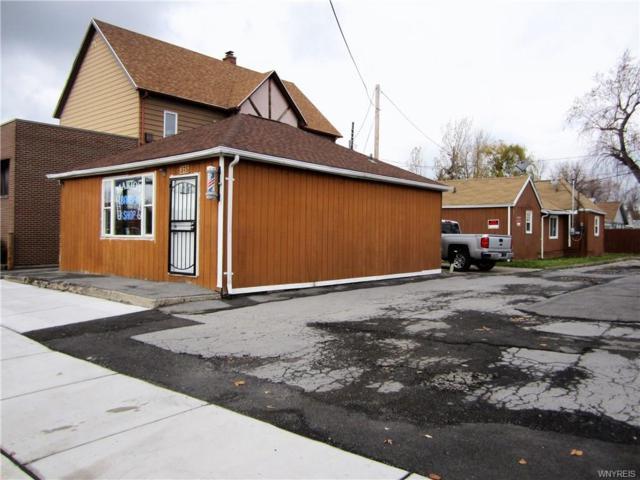 375 Kenmore Avenue, Tonawanda-Town, NY 14223 (MLS #B1051857) :: HusVar Properties