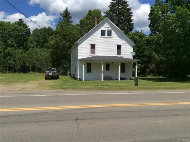 1460 Olean Portville Road, Portville, NY 14760 (MLS #B1056701) :: BridgeView Real Estate Services