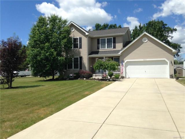 2614 Rishan Court, Wheatfield, NY 14304 (MLS #B1056789) :: BridgeView Real Estate Services