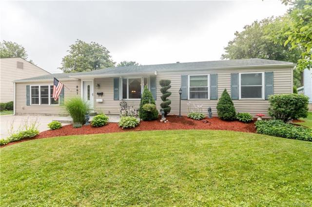 867 Sun Valley Drive, North Tonawanda, NY 14120 (MLS #B1062186) :: HusVar Properties