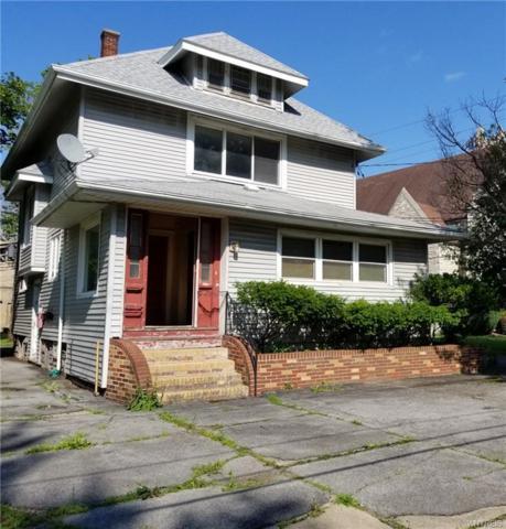 1151 Oliver Street, North Tonawanda, NY 14120 (MLS #B1062444) :: HusVar Properties