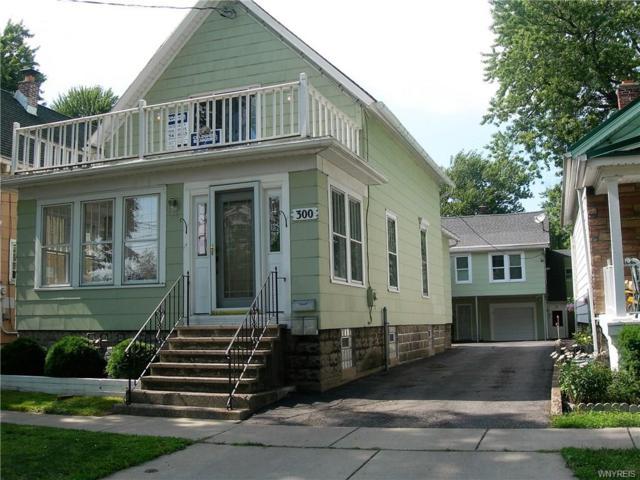 300 Sweeney Street, North Tonawanda, NY 14120 (MLS #B1062901) :: HusVar Properties